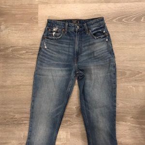 Blue skinny jeans (never been worn!)